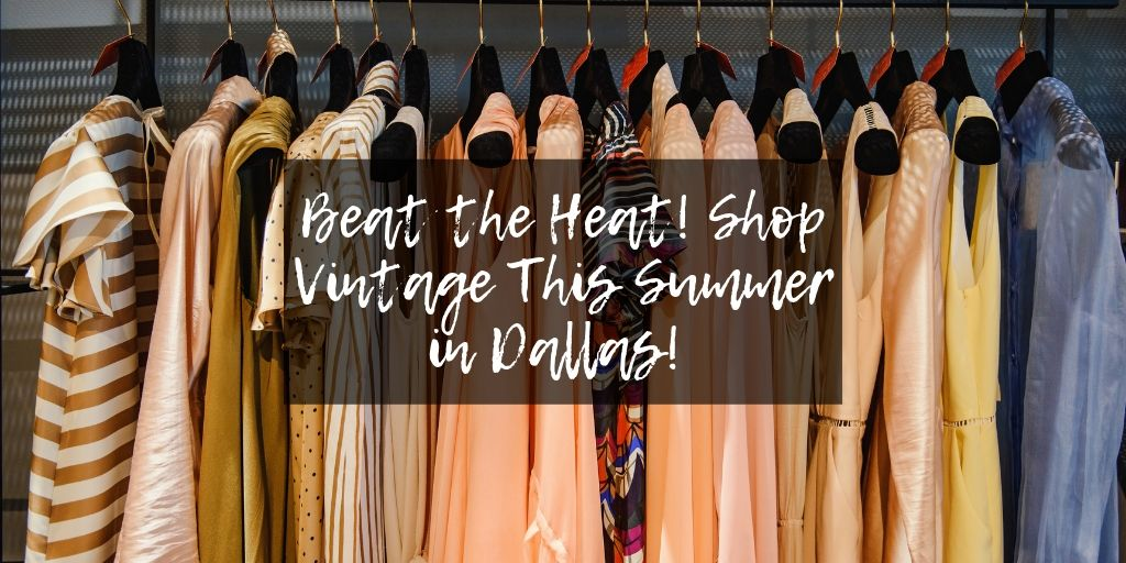 When it's hot outside we all seek air condition. Stay cool inside and look cool when you shop at the city's best vintage stores. Get lost in unique fashions and retro trinkets from stores like Dolly Python and Lula B's.