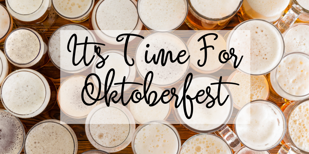 It's hard to believe that it is that time once again...Oktoberfest is almost here! From September 19-22, 2019 more than 50,000 fans will descend upon Addison for Oktoberfest 2019. If you are a fan...you won't want to miss out!