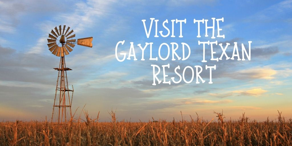 Everything's bigger in Texas and that holds true once again at Gaylord Texan Resort this holiday season.